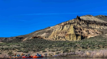 Oregon's Grand Canyon - The Owyhee