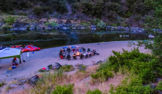 Wild & Scenic Rogue River Camping - 4-day
