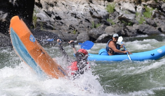 Rogue River Thrill Seeker - Full Day