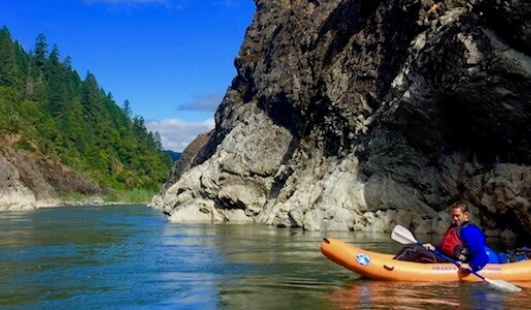Rogue River Hellgate Tour – Morning Half-day