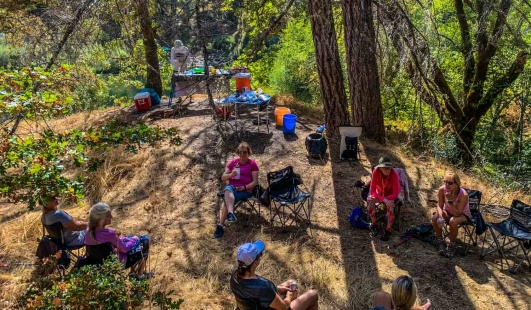 Rogue River Raft Supported Luxury Lodge Hike 4-days